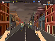 Флеш игра Fire The Zombies
