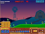 Флеш игра Zombie War