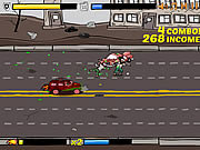 Флеш игра Awesome Zombie Exterminators