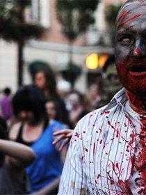 Октябрь в Канзасе назначен месяцем зомби-апокалипсиса